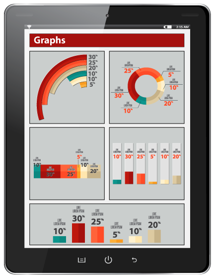 Infor Motion Dashboards